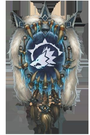 霜狼乳牙_魔兽世界德拉诺之王 八大英雄人物权威背景介绍(2)