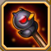 小黑鴨權杖
