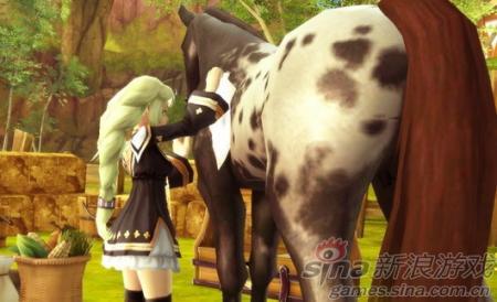 马年宝宝犯几月_玩家可以利用该系统来交配马匹获得马宝宝,而马宝宝的可爱外形必将