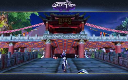 qq西游黑鱼精在哪_《QQ西游》芙蓉女王 惊艳容貌再现-游戏频道-中原硅谷网