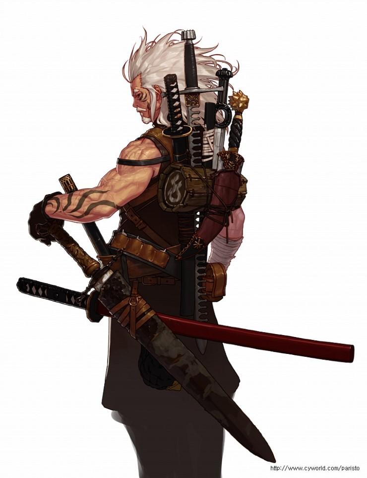 Anime Martial Arts Master