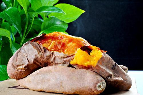 抗癌第一菜:红薯