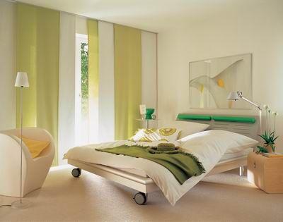 房间喷漆颜色效果图
