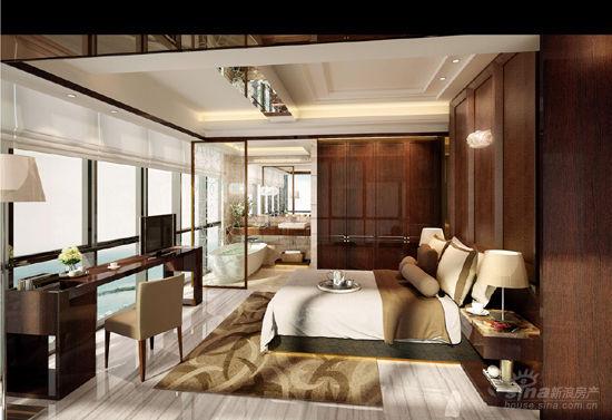 威高广场—精装修公寓效果图