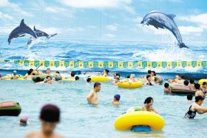 北京頤康萬壽游泳
