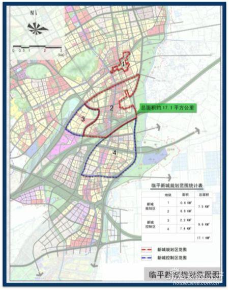 臨平新城交通利好 周邊受益樓盤掃描(組圖)圖片