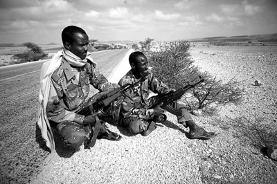 中国记者探访索马里小城:海盗实力强于政府军