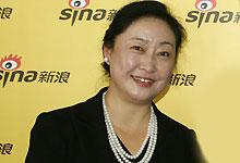 空客中国资讯副总裁米晓春女士