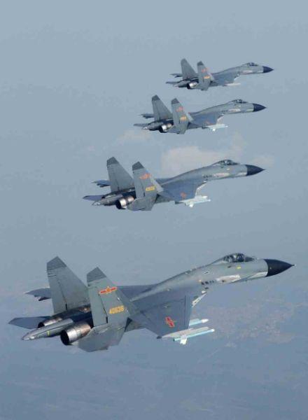 歼11b-太行发动机_简氏预言:中国歼-11B与日F-15J对决可能大幅增高|歼-11|F-15J|简氏 ...