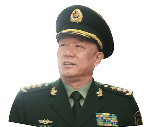 中国武警部队政委_武警部队历任司令员。政治委员是哪些?-