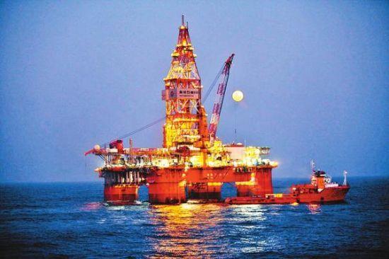 海洋石油981钻井平台获2014年度国家科技进步特等奖