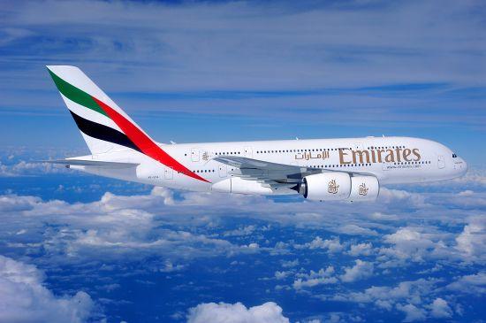 阿�酋航空A380客�C