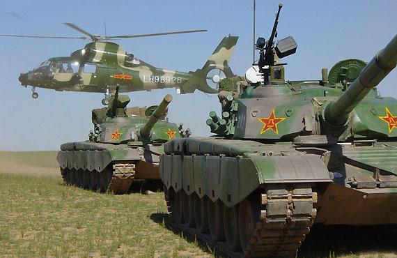 99改式主战坦克视频_图文:中国陆军99式主战坦克_新浪军事_新浪网