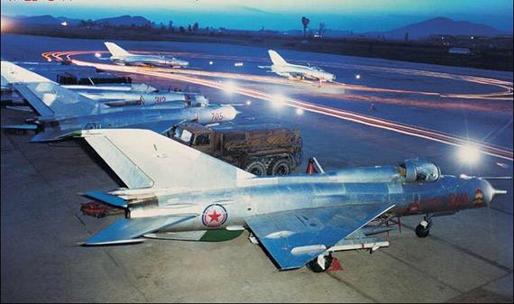 朝鲜米格31战斗机_朝鲜空军因燃油价格上涨开始减少飞行训练架次_新浪军事_新浪网