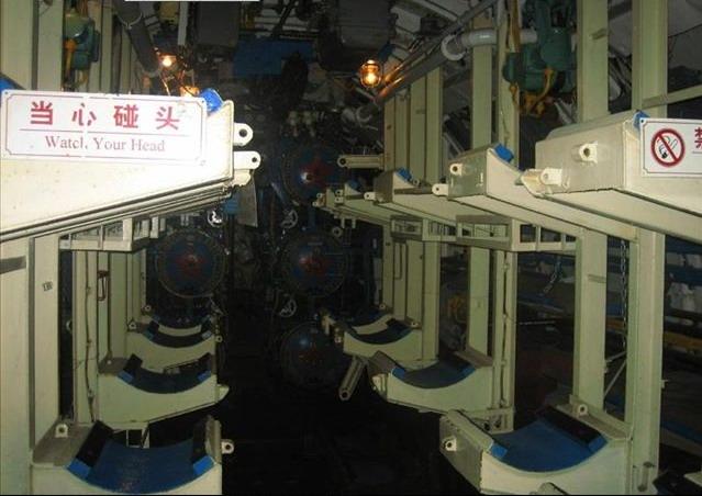 中国第一艘潜艇_图文:中国海军潜艇内部设备_新浪军事_新浪网