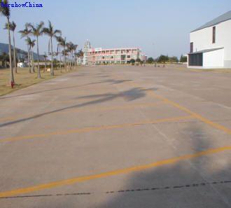 中国航展官网_图文:第七届中国珠海航展停车场_新浪航空航天_新浪网