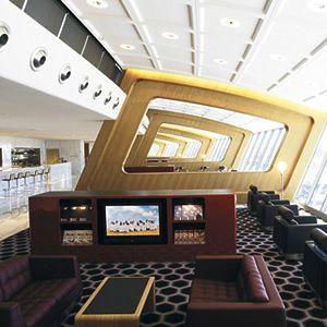 悉尼國際機場堪塔斯首席貴賓室