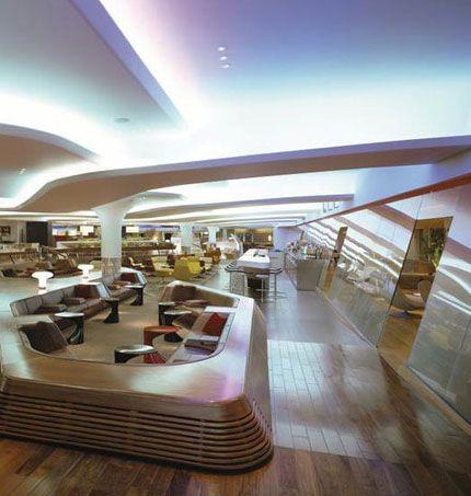 倫敦希思羅機場維珍大西洋會所