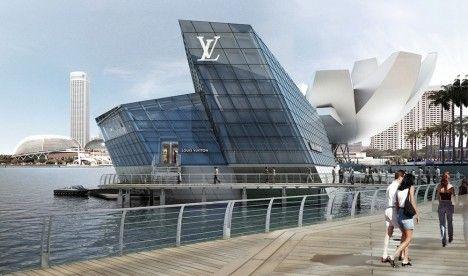 Lv旗舰店_LV亚洲首家旅游概念旗舰店即将于新加坡开幕_尚品频道_新浪网