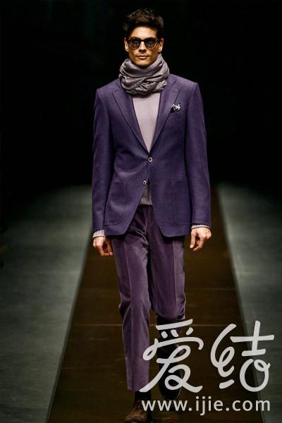 Модный мужской шарф 2012 (Canali)