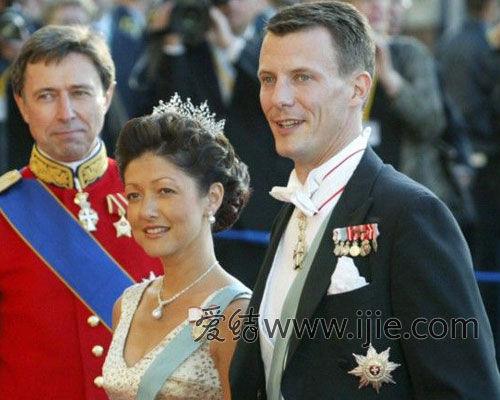 丹麦前王妃文雅丽_曾经的丹麦王妃文雅丽