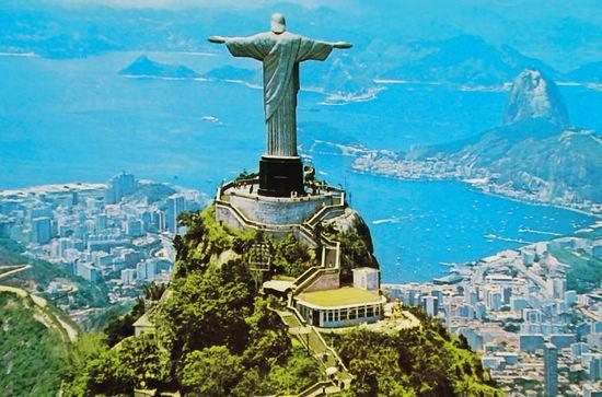 美国纽约自由女神像_最闻名:不可错过的里约耶稣山_尚品频道_新浪网