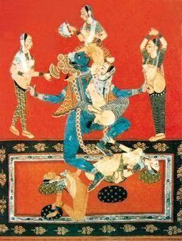 """古代激情_做激情""""女骑士"""":印度爱经12式完全版 印度爱经 性爱 性技巧 ..."""