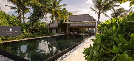 全球最大的奢侈品集团路易威登(LVMH)将在马尔代夫开设一家豪华酒店