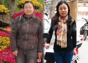 胖子减肥前后对比照_减肥前后对比图片