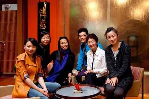 中国媒体赴美国旧金山考察修丽可品牌