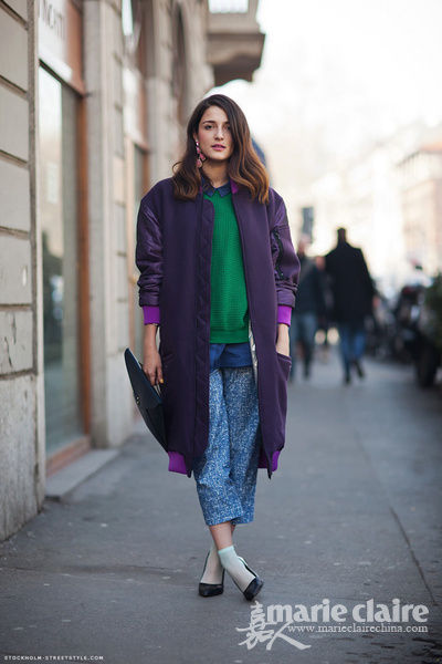 Неделя моды в Милане.  Streetstyle.  Часть 1. Мода.  Выбор Бюро.
