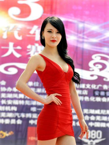 2014年深圳车展车模_2013南方超级汽车模特大赛初赛圆满结束_新浪汽车_新浪网