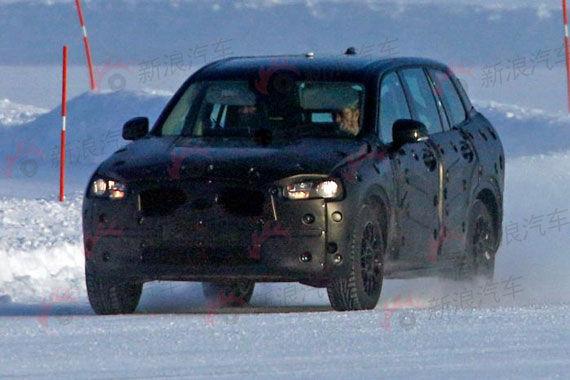 沃爾沃全新第二代XC90中型豪華SUV