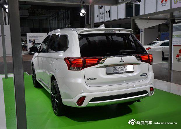 引入两款SUV 广汽三菱2017年新产品计划 手机新浪汽车高清图片