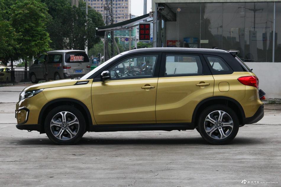 铃木维特拉南宁最高降0.69万 新车选它不会错-新浪汽车