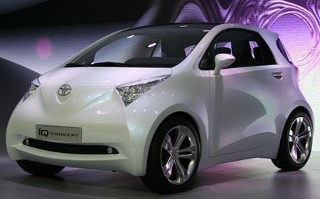 北京海外房产展_丰田展出世界上最小的四人汽车(组图)_新浪汽车_新浪网