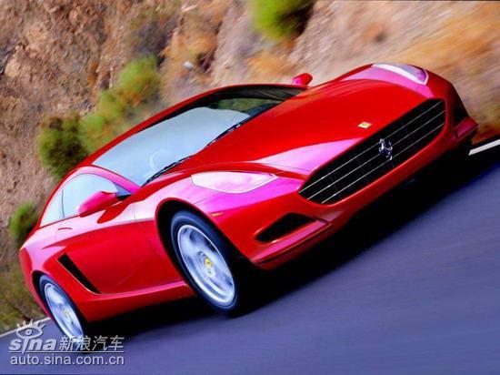 法拉利911和保时捷911_法拉利推出新一代Dino 预计2009年上市(组图)_新浪汽车_新浪网