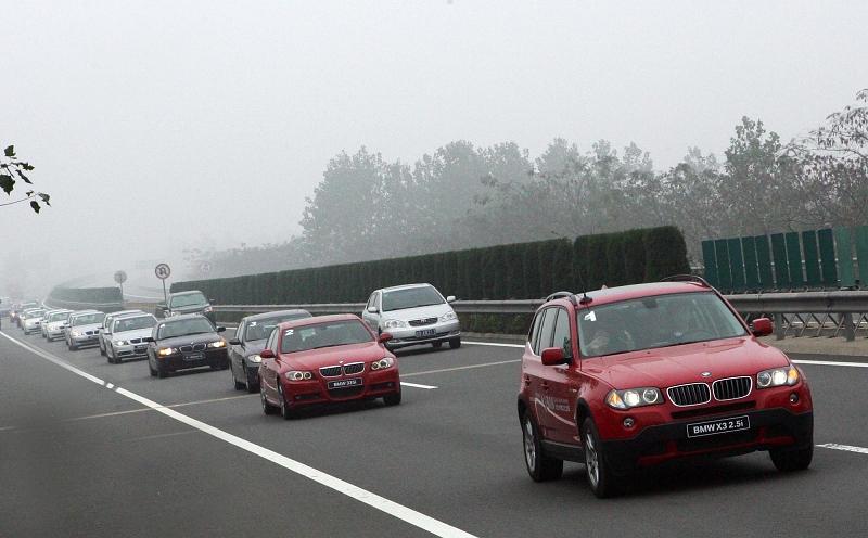 车队在路上 车队在路上   上一页 车队在路上_图片_新浪汽车_新浪网
