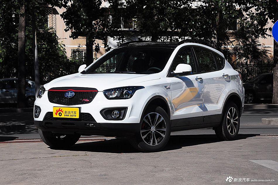 2016款奔騰X80 1.8T自動運動型