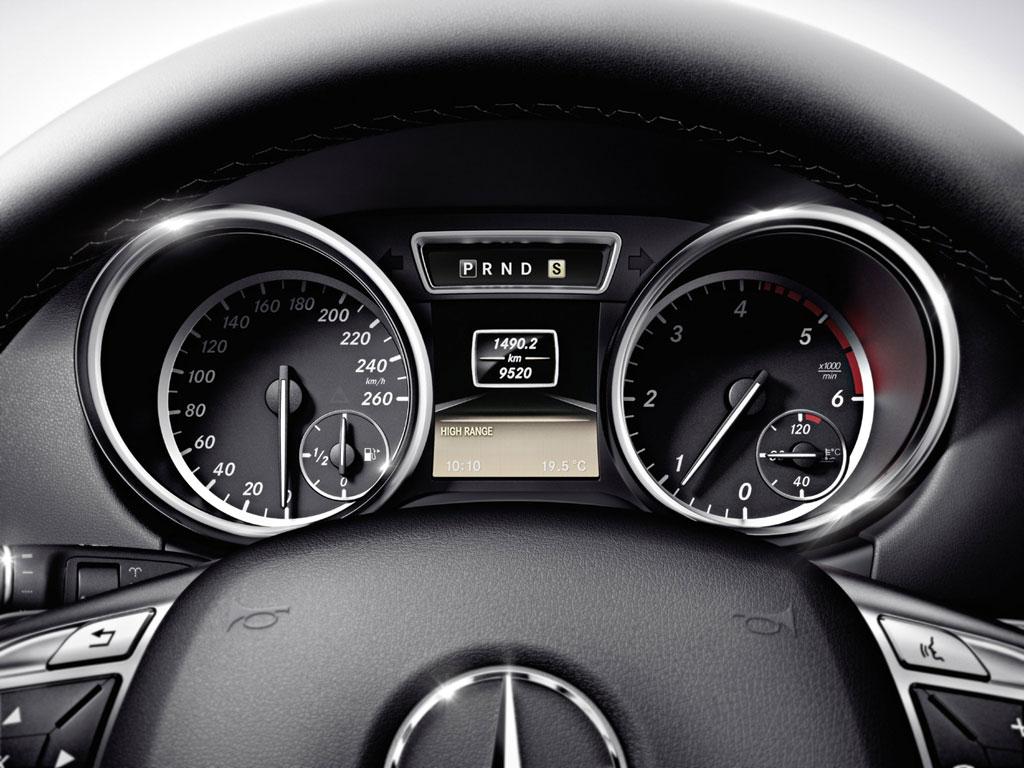 双涡轮V12 G65领衔 新奔驰G级越野车发布高清图片