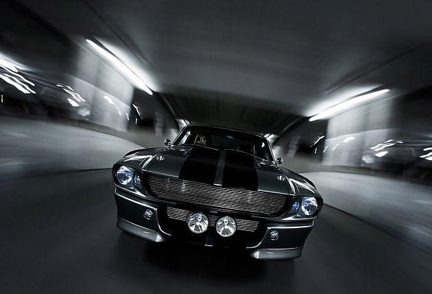 1967 Mustang Fastback >> 《极速60秒》野马Eleanor将被拍卖_车致_新浪网