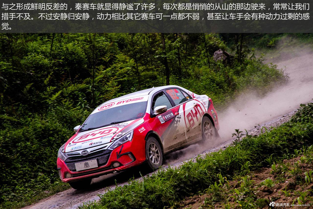 World Auto Sales >> BYD Qin hybrid joins China Rally Championship – WAUTOM -WorldAUTOMobile | ChinaAutoBlog ...