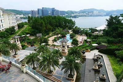 千岛湖开元度假酒店_长三角最受好评的十大休闲度假酒店_新浪旅游_新浪网