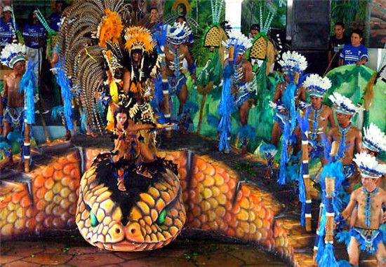 巴西三大勝景 民俗文化