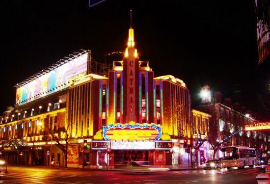 南昌上海路电影院_走进上海的神秘往事时尚变幻_新浪旅游_新浪网