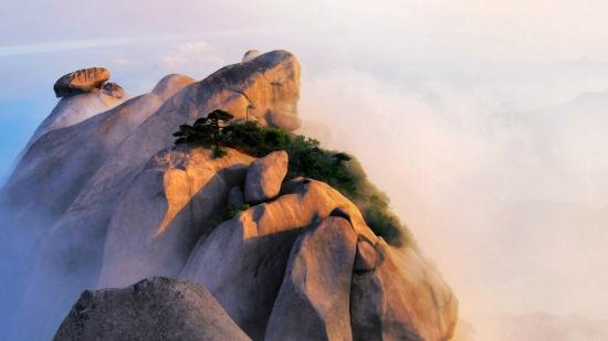 天柱山在哪_安徽春节去哪玩 看这就够了_新浪旅游_新浪网