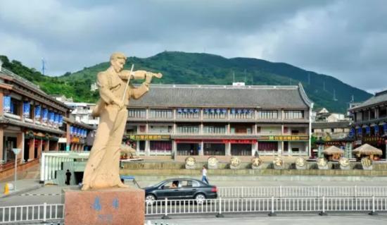 渔光曲外景地历史故事_新浪旅游_新浪网