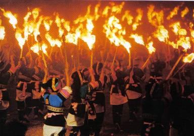 彝族的火把节_载歌载舞--彝族火把节_载歌载舞--彝族火把节简介_载歌载舞--彝族 ...