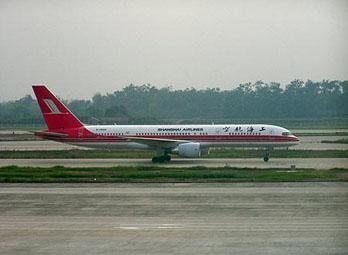 上海航空旅游网_上海航空公司机型展示:B757-200全货机_新浪旅游_新浪网