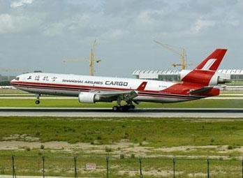 上海航空旅游网_上海航空公司机型展示:MD11全货机_新浪旅游_新浪网